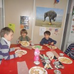 Enjoy English enfants atelier cuisine Montpellier !